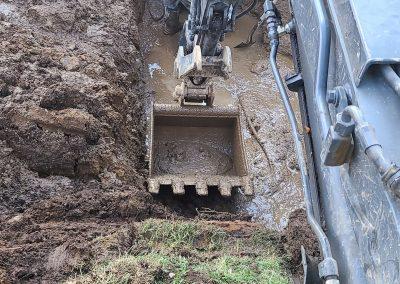 Entreprise de terrassement extérieur et nivellement de terrain à Lanaudière - Services P.B.T (Excavation dans Lanaudière)