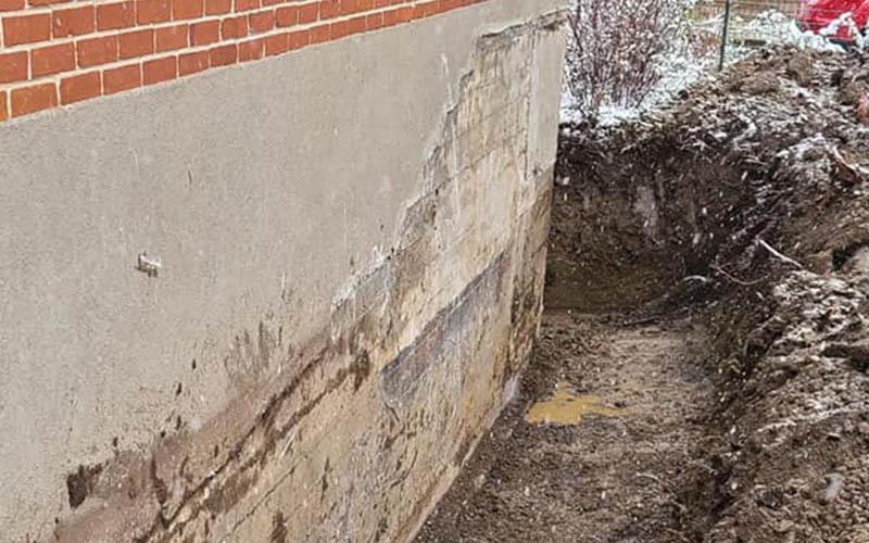 Imperméabilisation de fondation à Saint-Calixte, Mascouche et dans Lanaudière - Services P.B.T (Excavation dans Lanaudière)