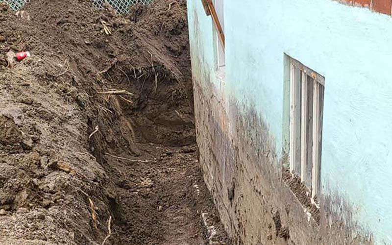 Réparation et installation de drain français et de drain agricole dans Lanaudière - Service P.B.T (excavation dans Lanaudière)