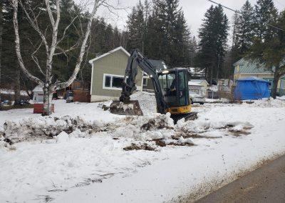 Service d'entrepreneur en excavation et mini excavation dans Lanaudière - Services P.B.T (Excavation dans Lanaudière)