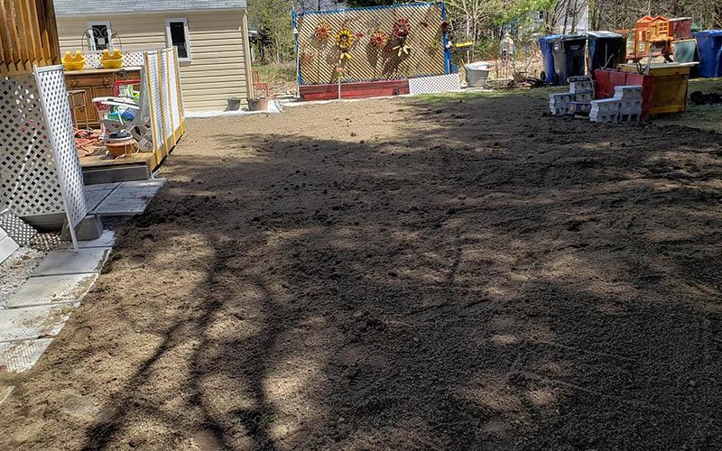 Test de sol pour fosse septique, pour contamination ou pour construction dans Lanaudière - Services P.B.T (Excavation dans Lanaudière)