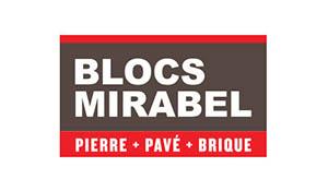 Logo de Blocs Mirabel - Services P.B.T (Excavation dans Lanaudière)