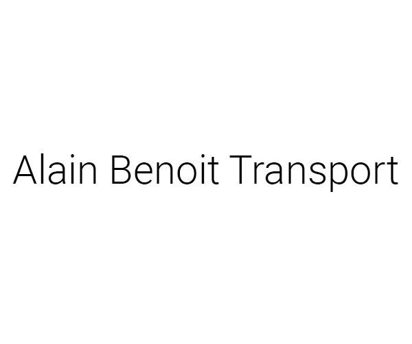 Logo de Transport Alain Benoit - Services P.B.T (Excavation dans Lanaudière)