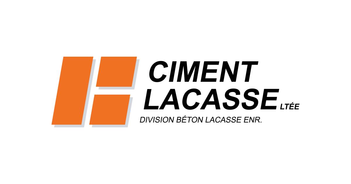 Logo de Ciment Lacasse - Services P.B.T (Excavation dans Lanaudière)